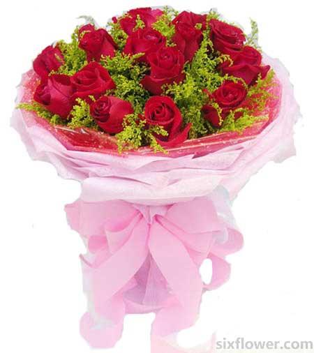 永远爱你/20支红玫瑰大锄花涧