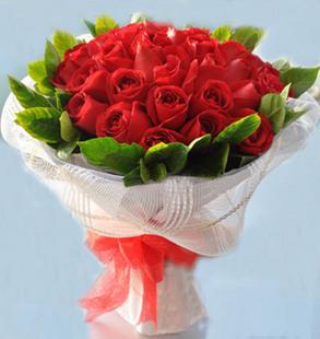 给你幸福/21支红玫瑰温州168鲜花
