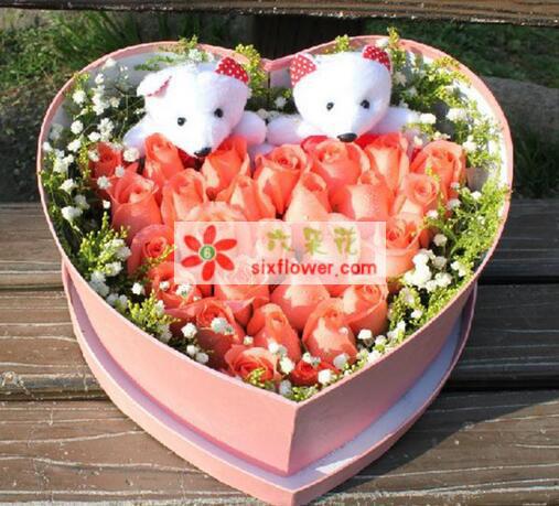 越来越浓烈的爱温馨小花屋