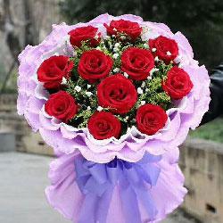 一辈子的幸福/11枝红色玫瑰